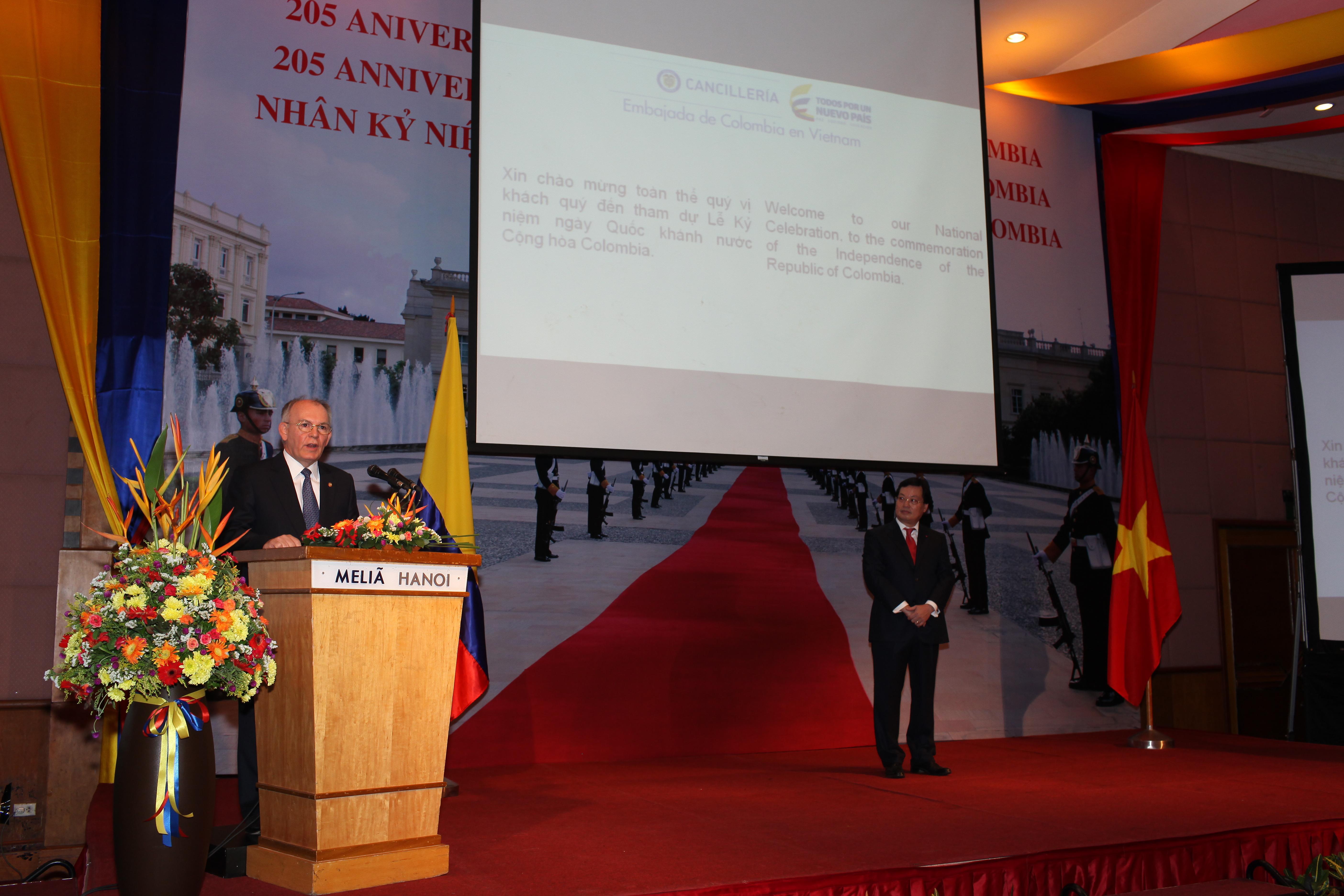 colombiana vietnam